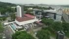 Un puente peatonal crea discordia en Panamá