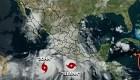 México en alerta por un huracán y una tormenta tropical