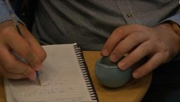 Cadence: dispositivo que mide la distracción de los estudiantes