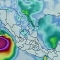 El huracán John absorbe a la tormenta Ileana en México