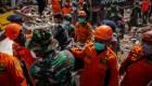 Indonesia: ya son más de 340 los muertos por el terremoto