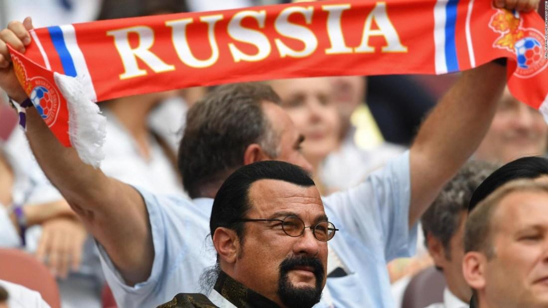 Un actor será mediador entre Moscú y Washington