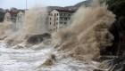 Japón en alerta por tifón