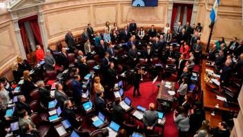 Aborto Argentina: ¿Qué están diciendo los senadores en el Congreso?