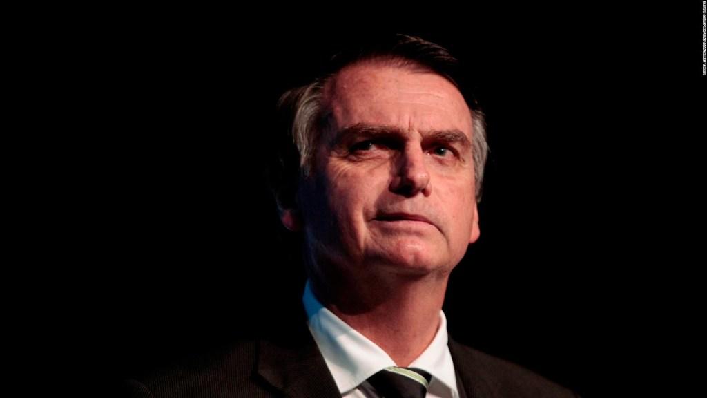 ¿Será Jair Bolsonaro una amenaza a la economía de Brasil?
