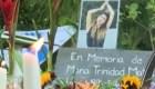 Protestan en Costa Rica por asesinato de mexicana
