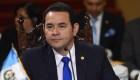 El desaforo de Jimmy Morales no es tarea fácil en Guatemala