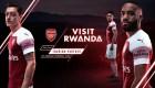 """#LaCifraDelDía: US$ 40 millones fue el precio para colocar el mensaje """"Visit Rwanda"""" en la camiseta del Arsenal"""