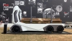Un camión autónomo para transportar madera
