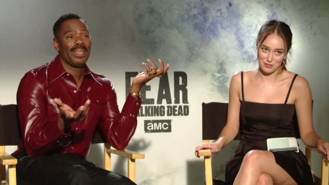 """¿Qué sucederá en la nueva temporada de """"Fear the Walking Dead""""?"""