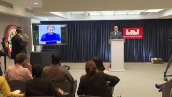 Julio Borges reacciona testimonio en video de Requesens