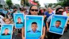 Marchan en Nicaragua a favor y en contra del gobierno