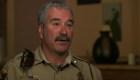 Sheriff abandona entrevista sobre remolque en Nuevo México