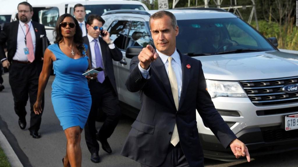 Exasesora de Trump revela polémicos audios