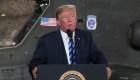 Donald Trump promulga la nueva ley de Defensa de EE.UU.
