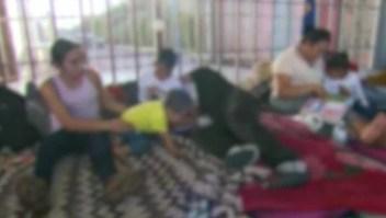 Indocumentada detenida pidió ser enviada a su país