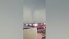 Tornado causa estragos al norte de China