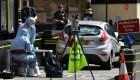 #MinutoCNN: Individuo estrella auto contra barreras del Parlamento británico
