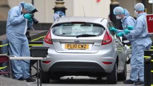 La policía de Londres sospecha que se preparaba un atentado