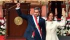 Mario Abdo Benítez asume la presidencia de Paraguay
