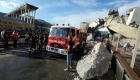 Continúa la remoción de escombros del viaducto colapsado en Italia