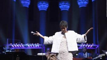 Famosos despiden a Aretha Franklin