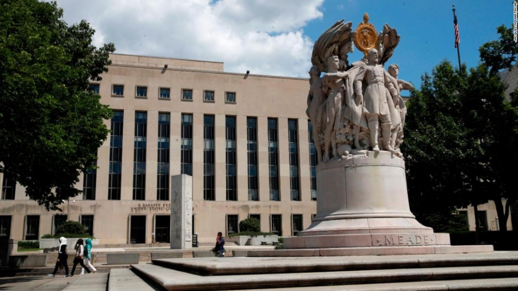 Tribunal Estados Unidos