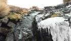 Los glaciares de Bolivia se derriten por el cambio climático
