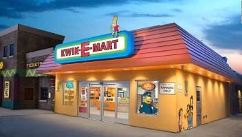 La tienda de Apu ahora es real