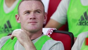 ¿Cómo se siente Wayne Rooney en el fútbol en EE.UU.?