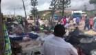 Atacan e incendian campamento de venezolanos en Brasil