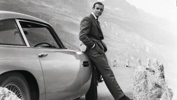 Lanzarán serie exclusiva de un auto clásico de James Bond