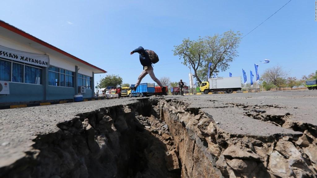 3 sismos sacuden a Indonesia este fin de semana