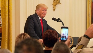 Efectos del lenguaje político de Trump