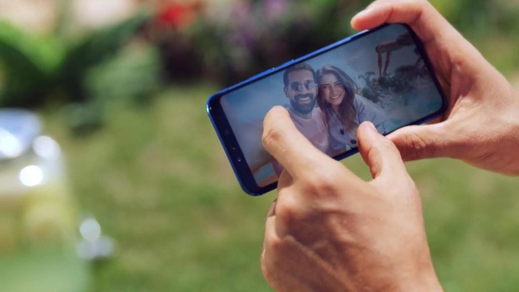 Este comercial para una cámara de smartphone no fue grabado con ese dispositivo