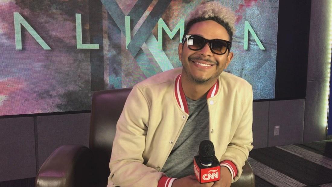 "Kalimba sobre su próximo disco: ""Hice lo que quise"""