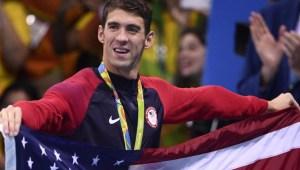 Michael Phelps dice que la depresión lo llevó a no querer vivir