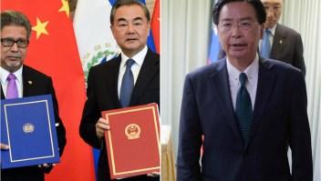 ¿Por qué El Salvador rompe relaciones con Taiwán?