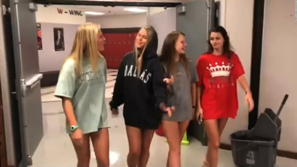 Escuela de Texas se disculpa por video sexista