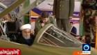Hassan Rouhani hace alarde de su poderío militar