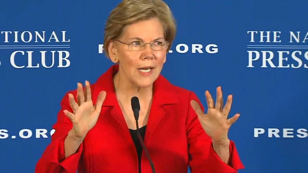¿En peligro el capitalismo en EE.UU. con la nueva propuesta liberal de Warren?