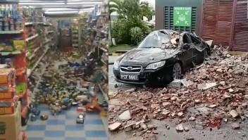 Así se movió la tierra por el sismo en Venezuela y países vecinos