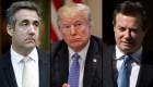 Los hombres de Trump: Cohen se declara culpable y Manafort inculpado