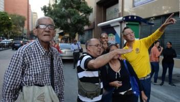 El miedo de los venezolanos tras el sismo