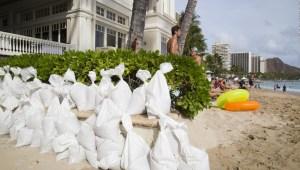 Residente en Hawai describe el ambiente ante la amenaza del huracán Lane
