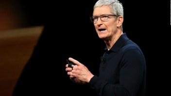#LaCifraDelDía: Tim Cook cumple 7 años como director ejecutivo de Apple