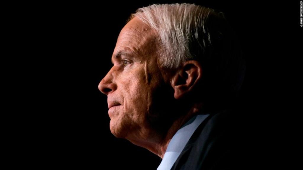 Senados John McCain