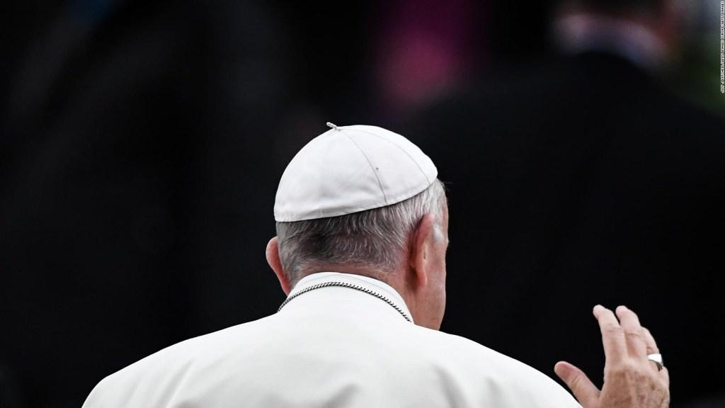 """""""Si uno pide la cabeza del papa tiene que tener muchas más evidencias"""""""