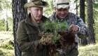 Putin va de vacaciones a Siberia