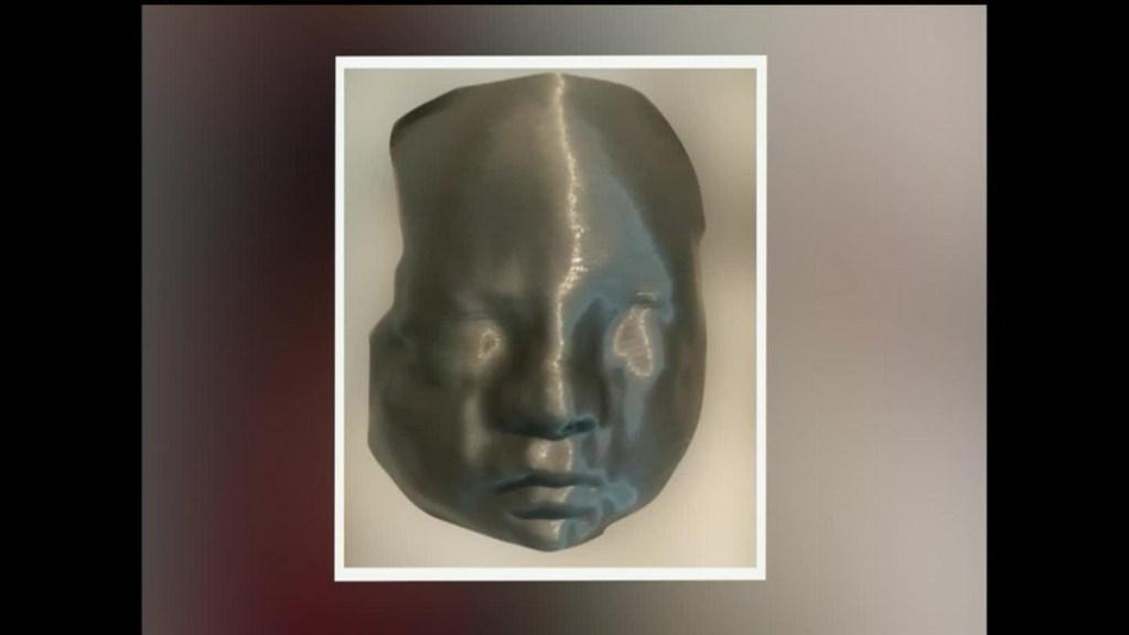 Una pareja no vidente conoció a su bebé gracias a una impresión 3D